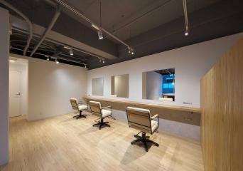 e4d1b7ed206fd タカラスペースデザインによる理容室・美容室の設計施工事例(店舗内装・外装デザイン)が更新されました。新着事例をご紹介いたします。